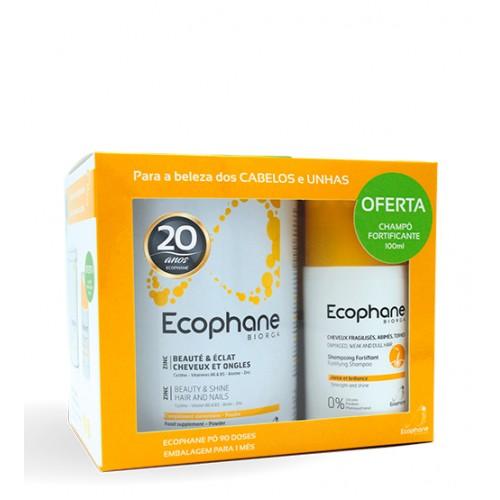 Ecophane Biorga Suplemento Alimentar 90 Doses + OFERTA Shampoo Fortificante 200ml