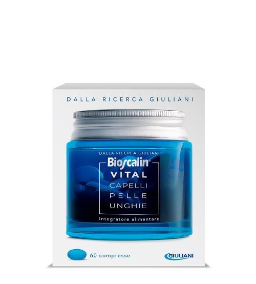 Bioscalin Vital Cabelo Pele & Unhas 60 Cápsulas