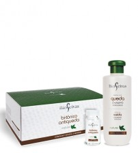 Bioseivas Nature Bi-Tónico Antiqueda 12x12ml + OFERTA Shampoo 300ml