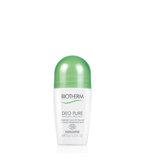 Biotherm Desodorizante Déo Pure Natural Protect Roll On 75ml