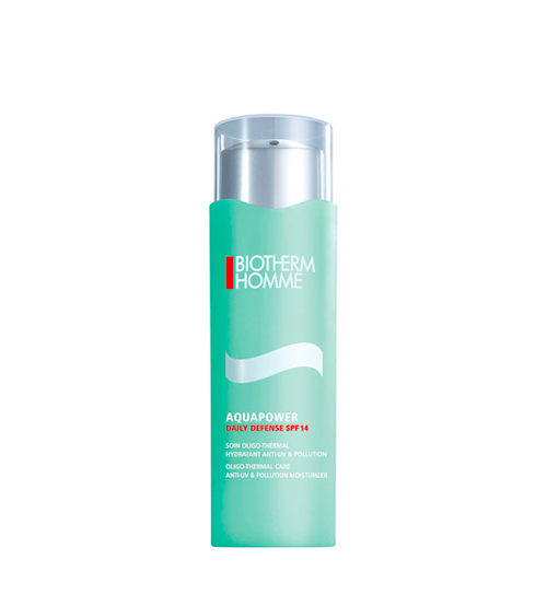 Biotherm Homme Aquapower Daily-Defense SPF14 75ml
