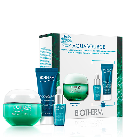 Biotherm Aquasource Coffret Gel 50ml