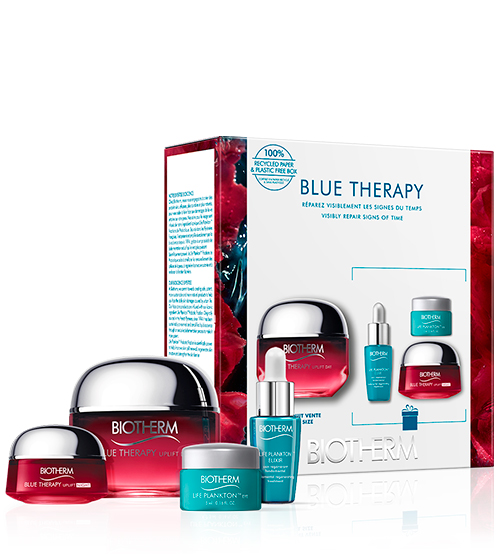 Biotherm Blue Therapy Coffret Red Algae 50ml