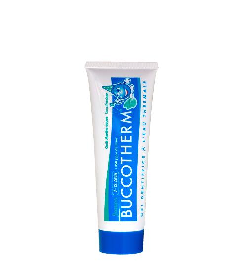 Buccotherm Dentífrico 7-12 Anos Menta Suave 50ml