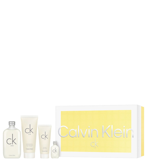 Calvin Klein CK One Coffret Eau de Toilette 200ml