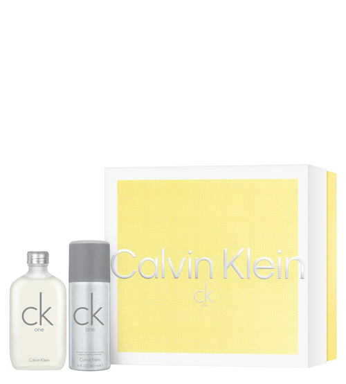 Calvin Klein CK One Coffret Eau de Toilette 100ml