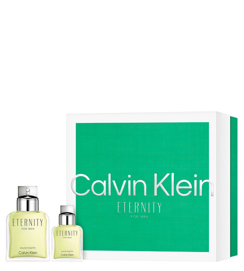Calvin Klein Eternity Men Coffret Eau de Toilette 100ml