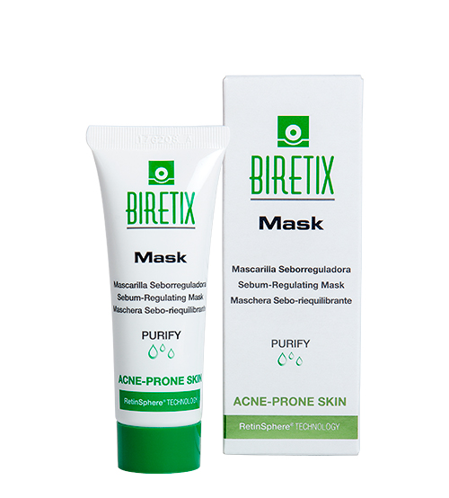 Biretix Mask Máscara Seboreguladora 25ml