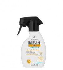 Heliocare 360º Pediatrics Atopic Loção Spray Protetor Solar SPF50 250ml