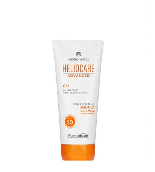 Heliocare Advanced Gel Protetor Solar SPF50 50ml