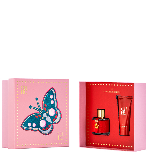 Carolina Herrera CH Women Coffret Eau de Toilette 100ml