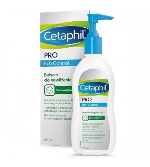 Cetaphil Pro Itch Control Loção Hidratante Pele Atópica 295ml