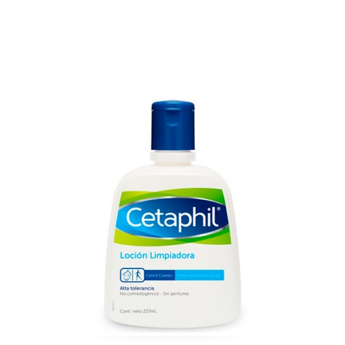 Cetaphil Loção de Limpeza Rosto e Corpo 237ml