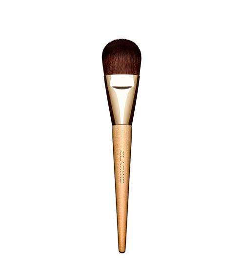 Clarins Pinceau Fond de Teint Foundation Brush