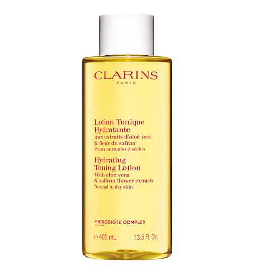 Clarins Lotion Tonique Hydratante Pele Normal a Seca 400ml