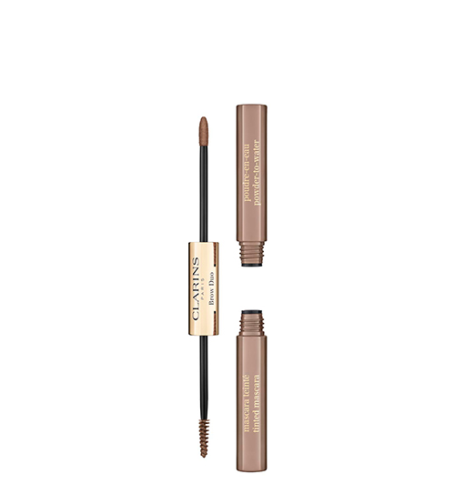 Clarins Brow Duo 01 Tawny Blond 1.8g/1g