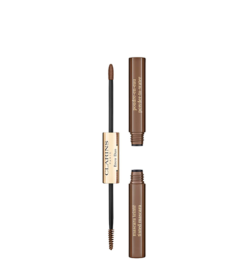 Clarins Brow Duo 03 Cool Brown 1.8g/1g