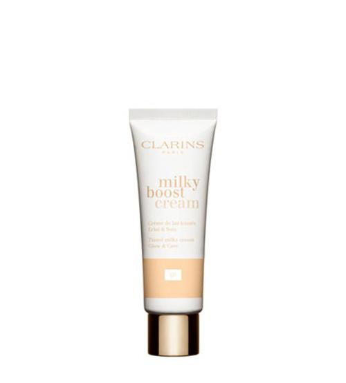 Clarins Tinted Milky Boost Cream 01 45ml