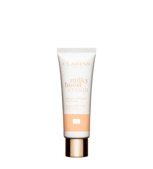 Clarins Tinted Milky Boost Cream 02 45ml