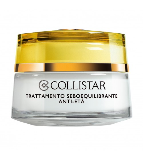 Collistar Combination & Oily Anti-Age Sebum-Balancing Treatment 50ml