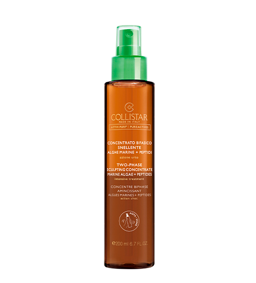 Collistar P.A.Two-Phase Sculpting Concentrate 200ml