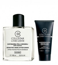 Collistar Uomo Coffret After Shave 100ml + Daily Supermoisturizer 30ml