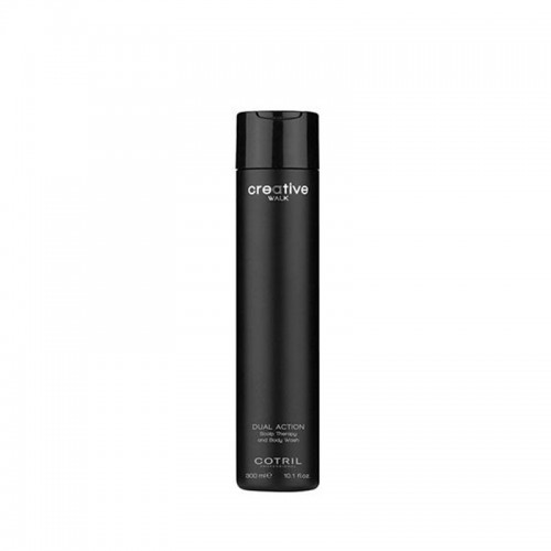 Cotril Creative Walk Dual Action Shampoo 300ml