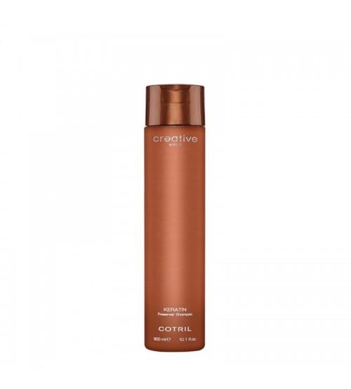Cotril Creative Walk Keratin Preserver Shampoo 300ml