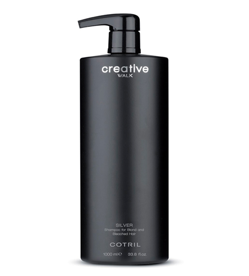 Cotril Creative Walk Silver Shampoo 1000ml