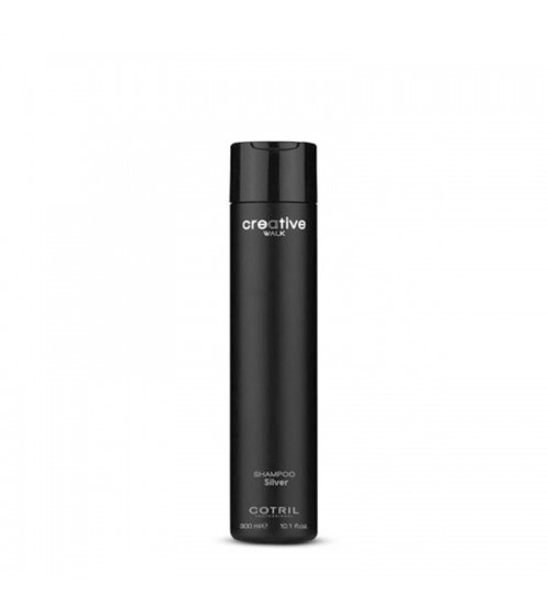 Cotril Creative Walk Silver Shampoo 300ml
