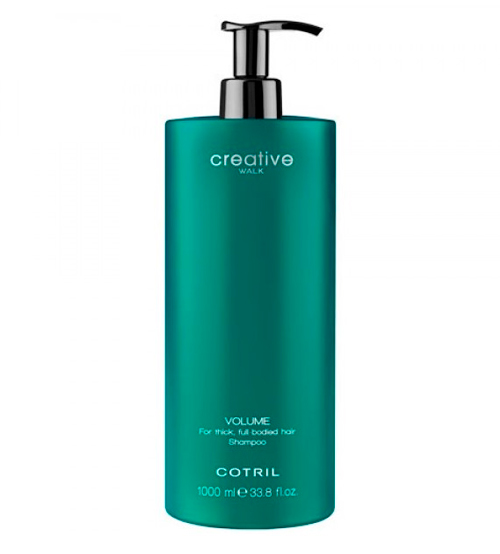 Cotril Creative Walk Volume Shampoo 1000ml