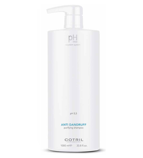 Cotril pH Med Anti Dandruff Shampoo 1000ml