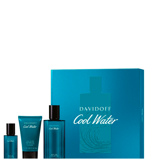 Davidoff Cool Water Men Coffret Eau de Toilette 75ml