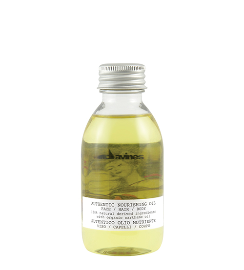 Davines Authentic Nourishing Oil For Face, Hair And Body 140ml