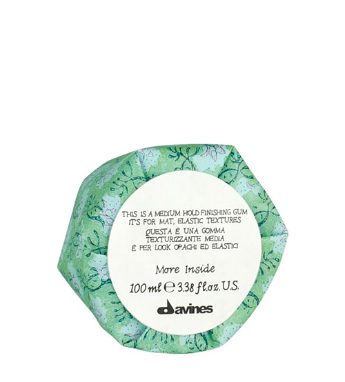 Davines More Inside Medium Hold Finishing Gum 75ml