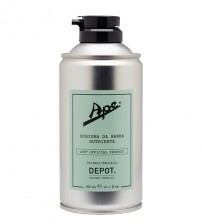 Depot Ape Nourishing Shaving Foam 300ml