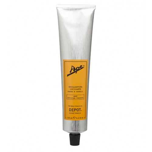 Depot Ape Shiny Brilliantine For Beard & Hair 125ml