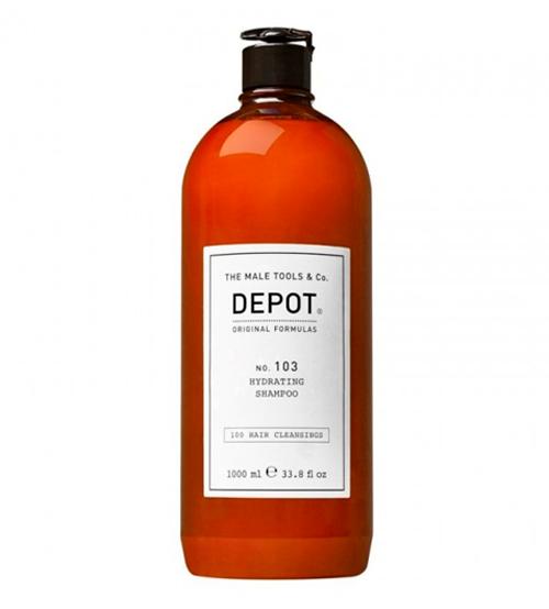 Depot Nº 103 Hydrating Shampoo 1000ml