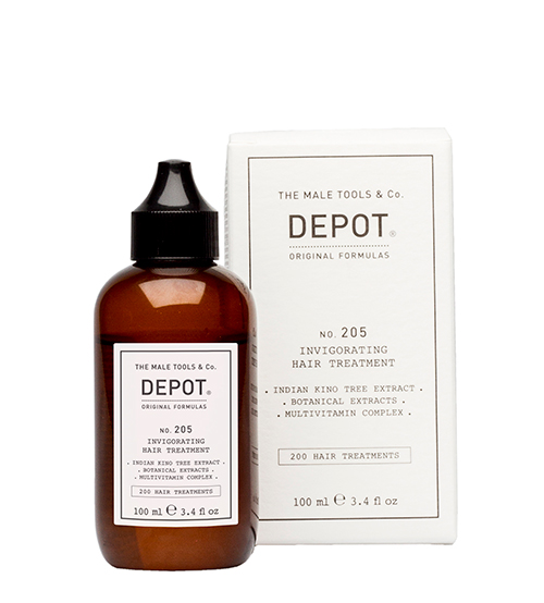 Depot Nº 205 Invigorating Hair Treatment 100ml