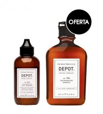 Depot Nº 205 Invigorating Hair Treatment 100ml + OFERTA Nº 105 Shampoo 250ml