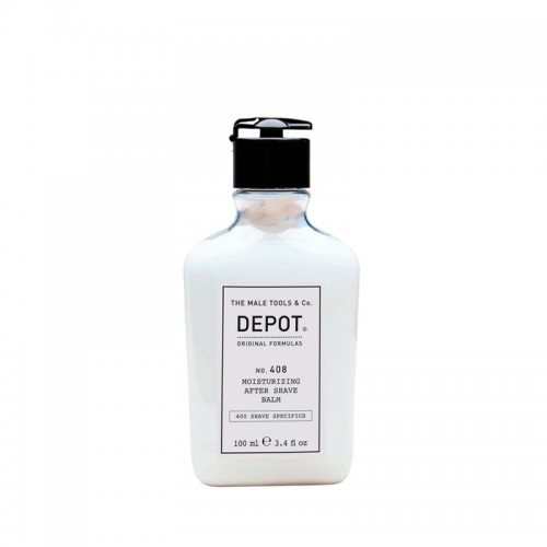 Depot Nº 408 Moisturizing After Shave Balm 100ml