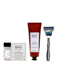 Depot Shaving Kit