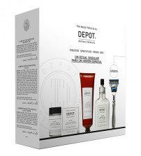 Depot Shaving Specifics Kit