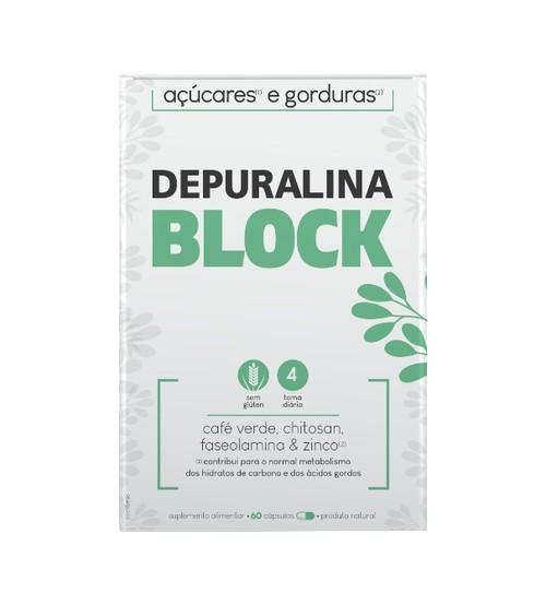 Depuralina Block 60 Cápsulas