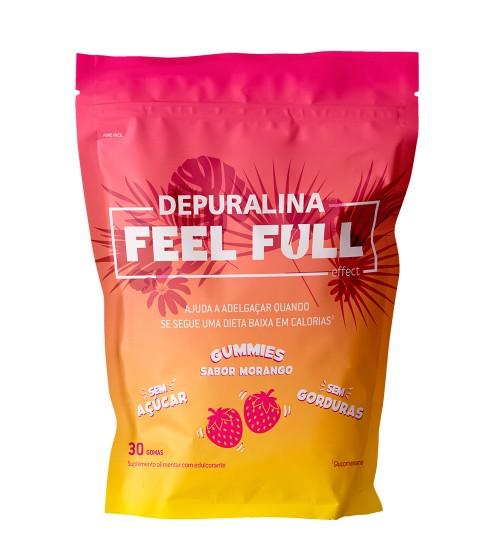 Depuralina Feel Full 30 Gomas