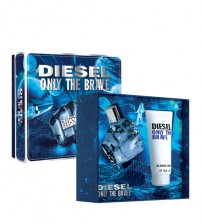 Diesel Only The Brave Coffret Eau de Toilette 35ml