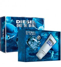 Diesel Only The Brave Coffret Eau de Toilette 50ml
