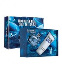 Diesel Only The Brave Coffret Eau de Toilette 50ml