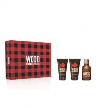 Dsquared2 Wood Pour Homme Coffret Eau de Toilette 50ml