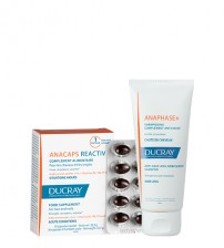 Ducray Anacaps Reactiv + OFERTA Shampoo Antiqueda 100ml